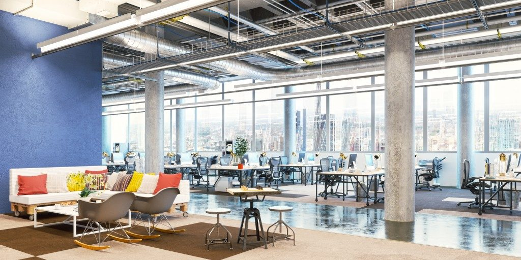 The Elements Of Commercial Interior Design The River Guild