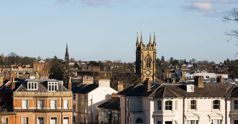Tunbridge Wells Skyline