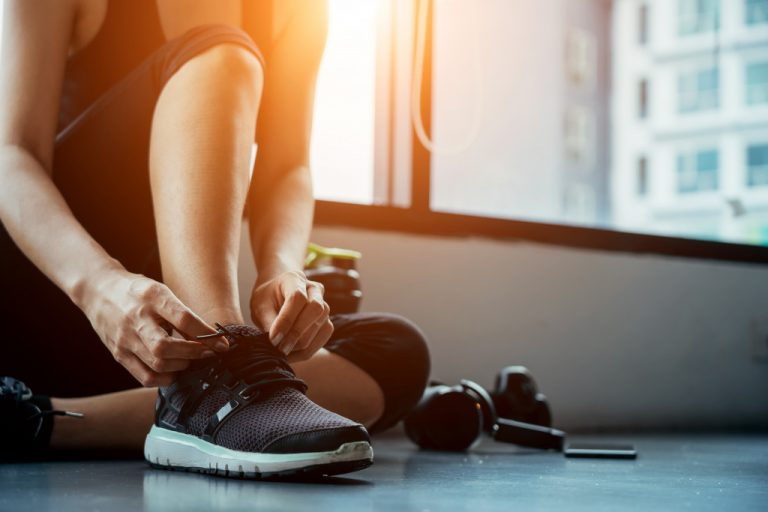 Get Fit: Look Good, Feel Good, and Improve Function